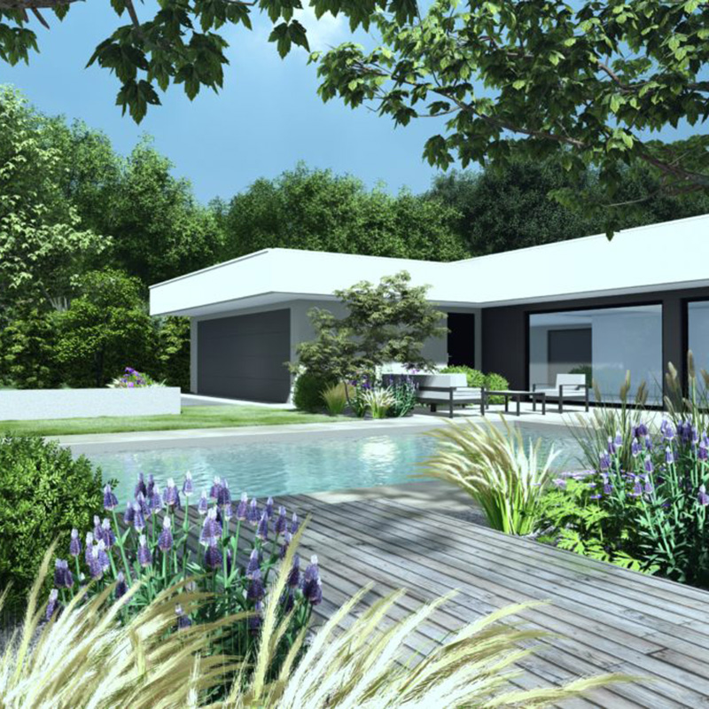 Paysagiste aménagement de jardin Audenge Andernos Biganos Lanton Arès