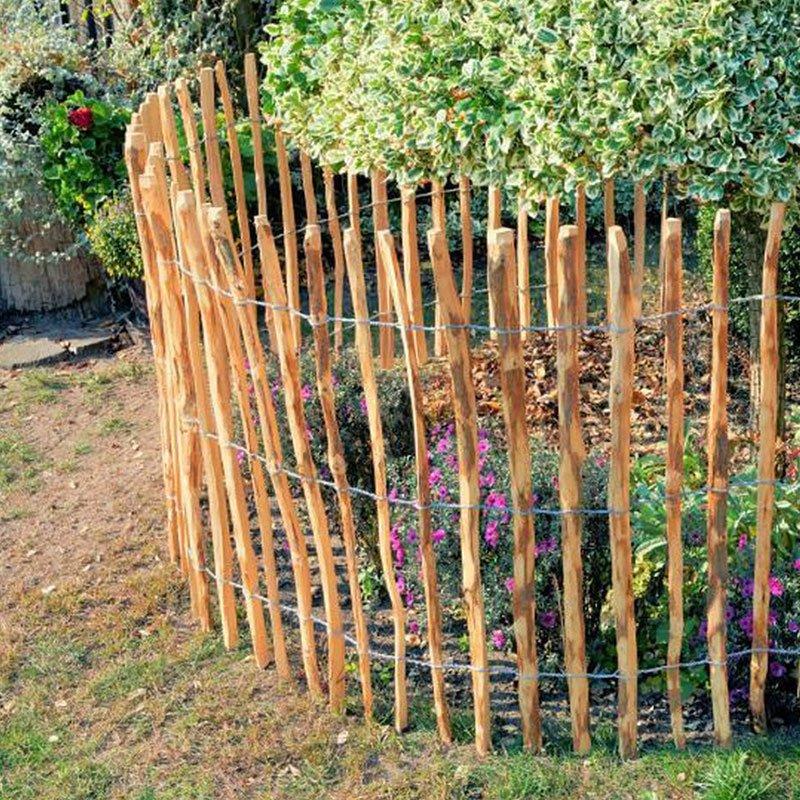 Pose de clôture ganivelle Audenge Andernos Biganos Lanton Arès