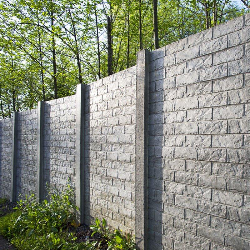 Pose de clôture béton Audenge Andernos Biganos Lanton Arès