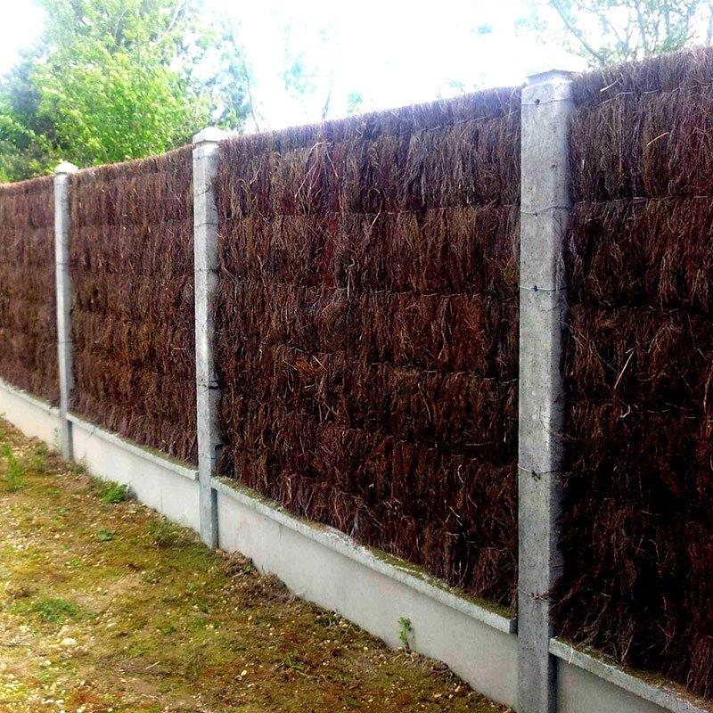 Pose de clôture brande Audenge Andernos Biganos Lanton Arès