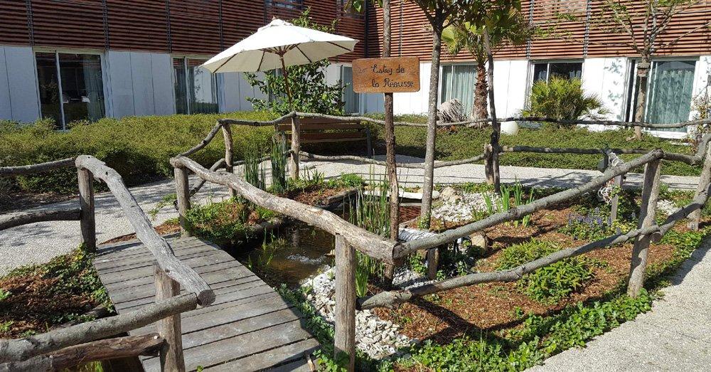 clôture bois Audenge Andernos Biganos Lanton Arès